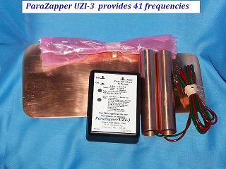 ParaZapper UZI=3, more power, more frequencies