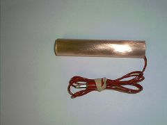 Replacement Copper Paddle with red wire and connector